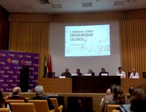 I JORNADA ENFERMEDAD CELÍACA en Sevilla