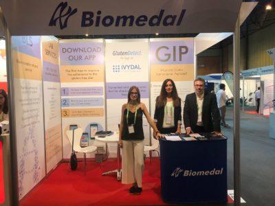 Biomedal presente en BIOSPAIN
